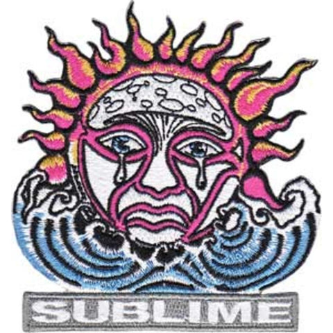 Sublime Weeping Sun Patch