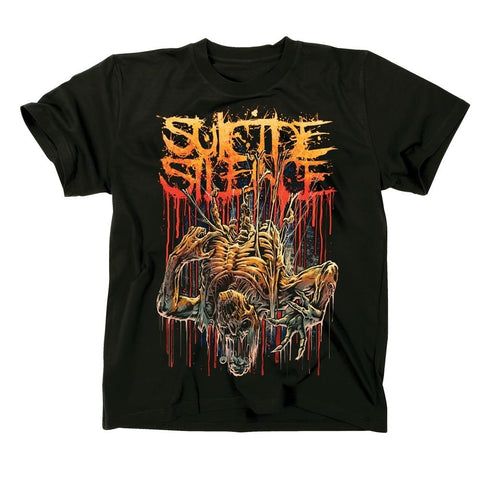 Suicide Silence Hanging Men's T-shirt