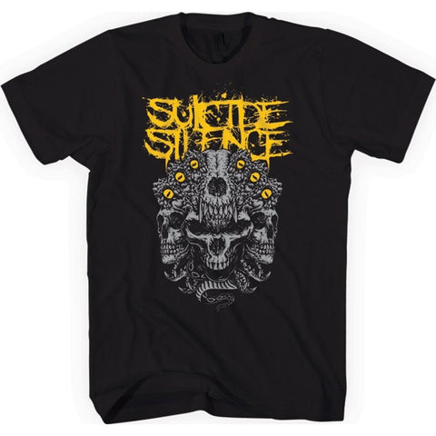 Suicide Silence Skull Kingdom Men's Premium Soft T-Shirt