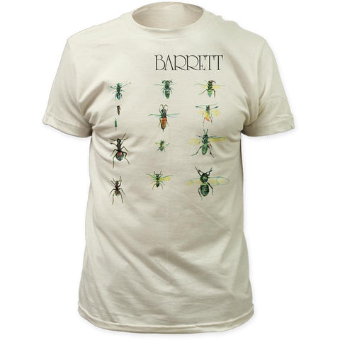 Pink Floyd Syd Barrett Men's Fitted T-Shirt