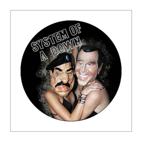 System of a Down Girls Button