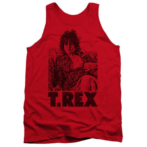 T Rex Special Order Lounging Men's 18/1 100% Cotton Tank Top