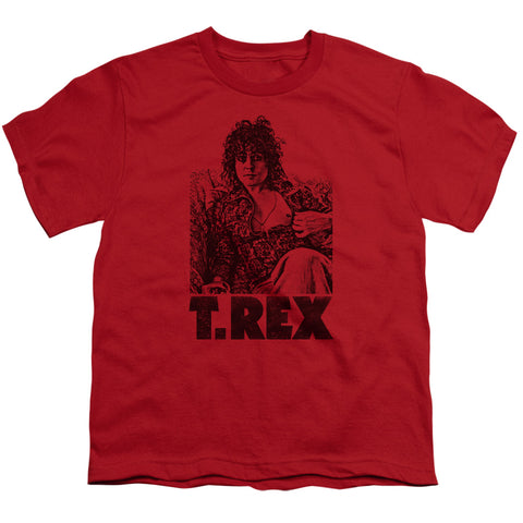T Rex Special Order Lounging Youth 18/1 100% Cotton Short-Sleeve T-Shirt