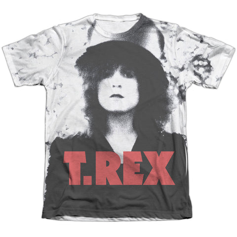 T Rex Special Order The Slider Cover Men's Regular Fit 65% Poly 35% Cotton Short-Sleeve T-Shirt