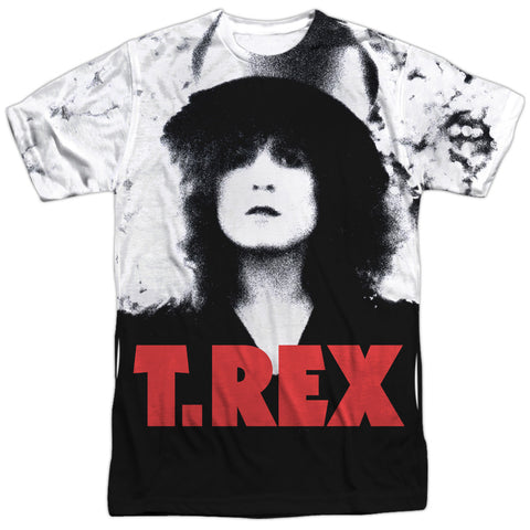 T Rex Special Order The Slider Cover Men's Regular Fit 100% Polyester Short-Sleeve T-Shirt
