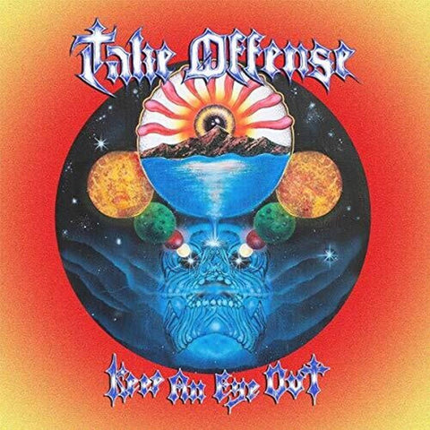 Take Offense - Keep An Eye Out - Vinyl LP