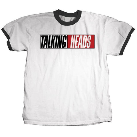 Talking Heads True Stories Ringer Men's T-Shirt