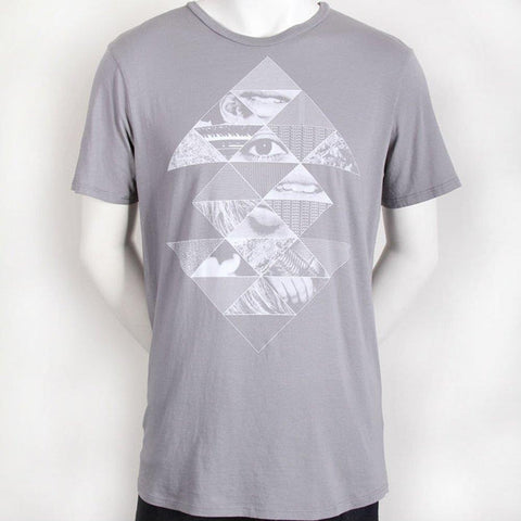Tegan And Sara Pyramid Men's T-Shirt