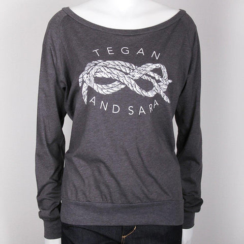 Tegan And Sara Rope Women's Sweatshirt