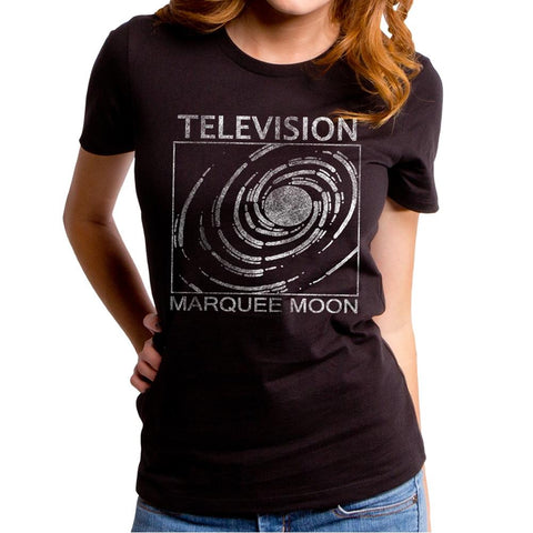 Television Marquee Moon Distressed Women's T-Shirt