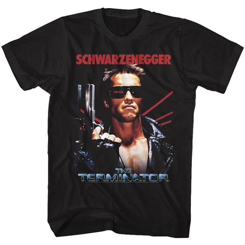 Terminator Special Order The Name T-Shirt