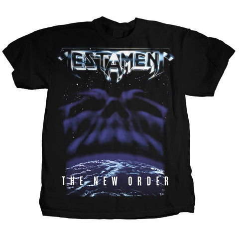 Testament The New Order Men's T-Shirt