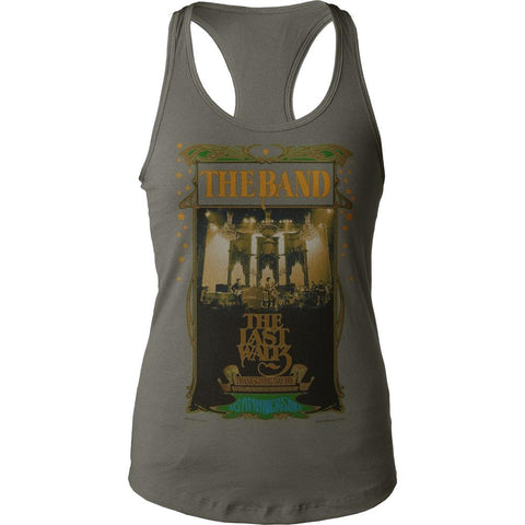 The Band The Last Waltz Women's Tank T-Shirt
