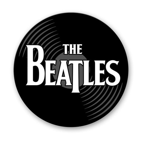 Beatles Beatles Record Mouse Pad