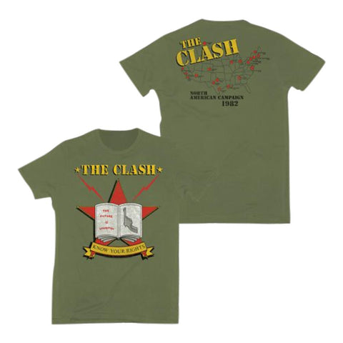 The Clash Rights Men's T-Shirt