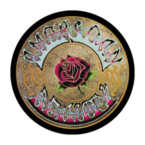 The Grateful Dead American Beauty Magnet