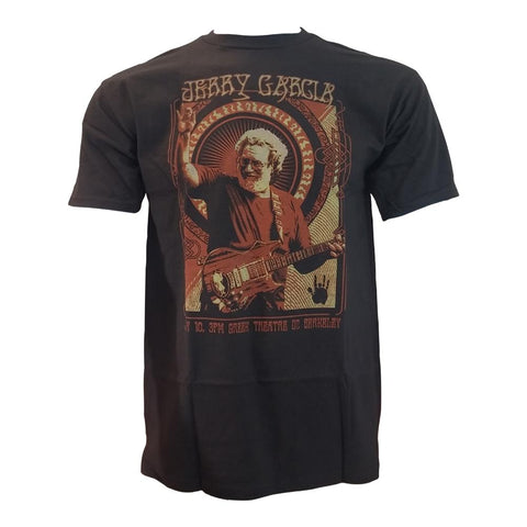 The Grateful Dead Jerry Garcia Live At The Greek Men's T-Shirt