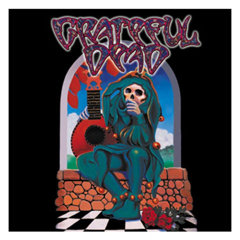 The Grateful Dead Jester Button