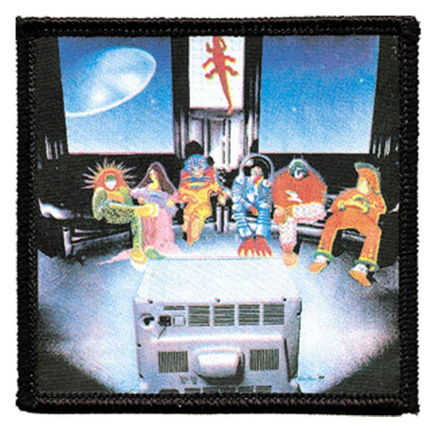 The Grateful Dead Mars Hotel Lobby Embroidered Patch