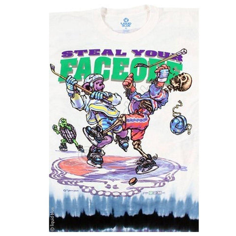 The Grateful Dead Steal Your Face-Off Men's T-Shirt