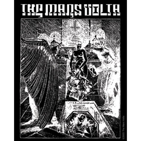The Mars Volta Funeral Sticker