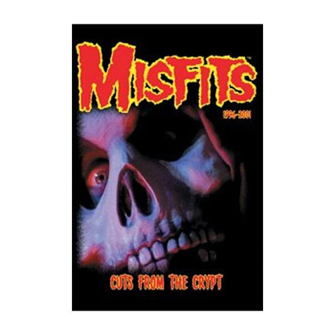 The Misfits 1996-2001 Cuts From The Crypt Magnet
