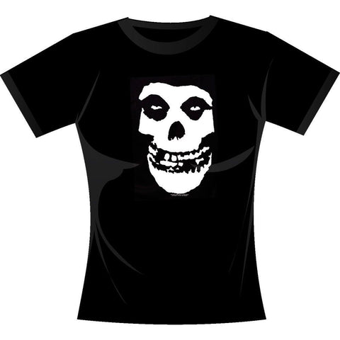 The Misfits Classic Fiend Skull Women's T-Shirt