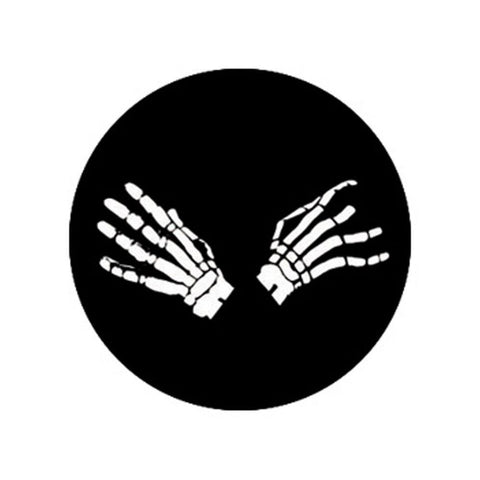 The Misfits Hands Button