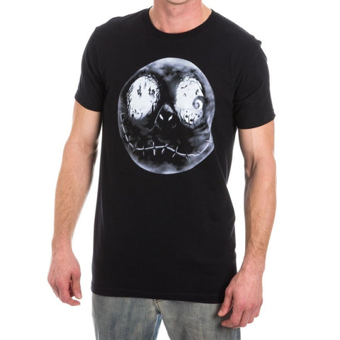 The Nightmare Before Christmas Jack Moon Men's T-Shirt