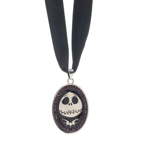 The Nightmare Before Christmas Jack Necklace