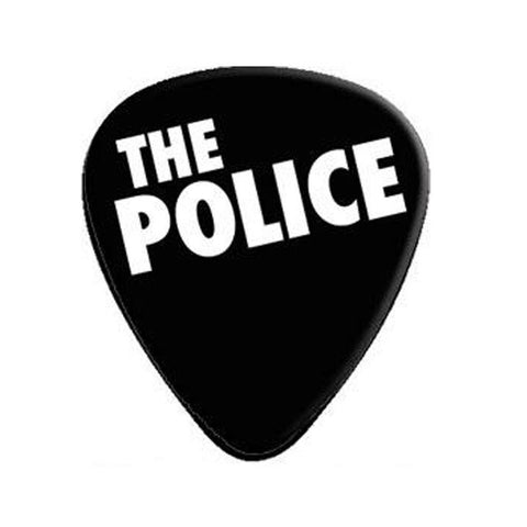 The Police Band Logo 12-Pack Guitar Pick