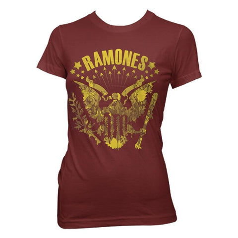 The Ramones Eagle Vintage Women's T-Shirt
