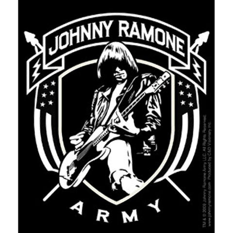 The Ramones JRA Logo Sticker