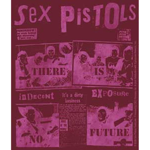 Sex Pistols No Future Sticker