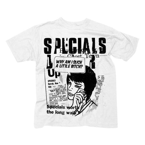 The Specials Little Bitch Men's T-Shirt