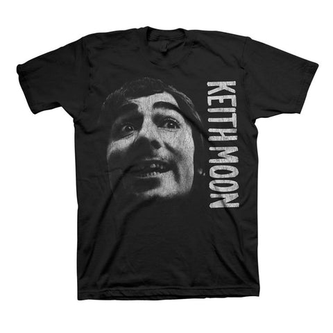 The Who Keith Moon Grin Men's Premium Soft T-Shirt