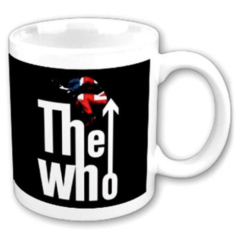 The Who Leap Logo Boxed Mug