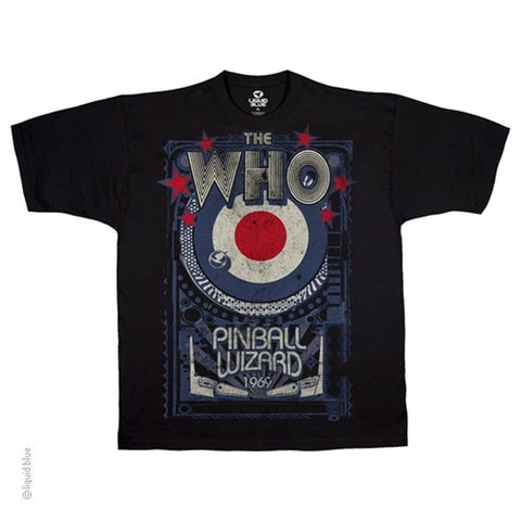 The Who Pinball Wizard Men's T-shirt