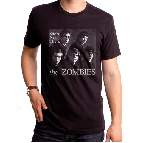 The Zombies She's Not There Men's T-Shirt