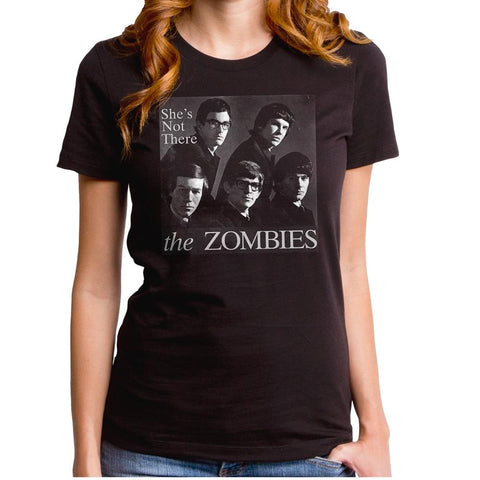 The Zombies She's Not There Women's T-Shirt