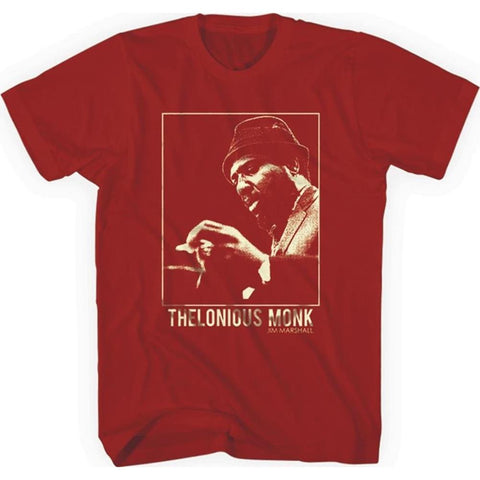Thelonious Monk Portrait Men's T-Shirt