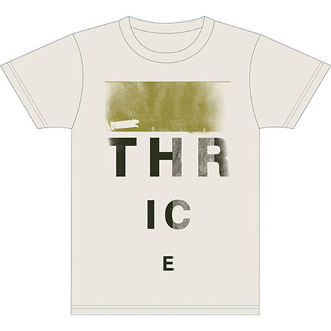 Thrice Eye Chart Men's T-Shirt