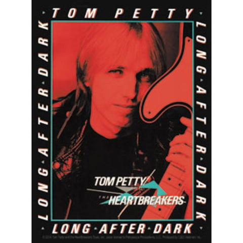 Tom Petty Closeup Sticker