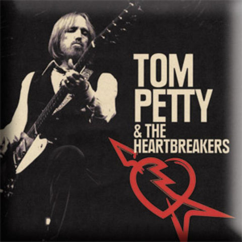 Tom Petty Rocking Square Magnet