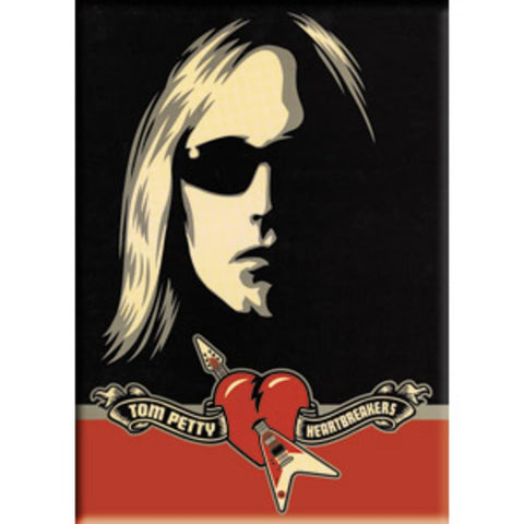 Tom Petty Sunglasses Magnet