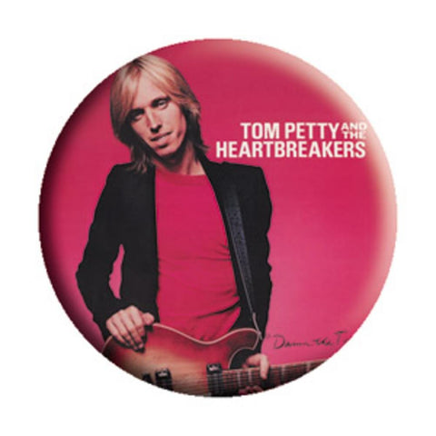 Tom Petty Torpedoes Album Button