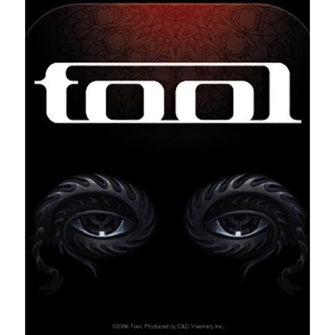 Tool Eyes Sticker