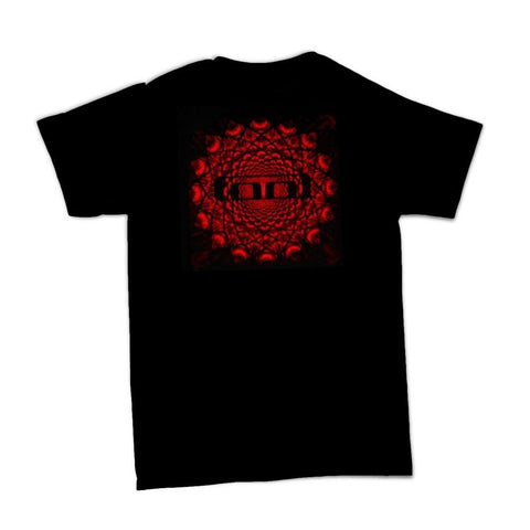 Tool Red Pattern Men's T-Shirt