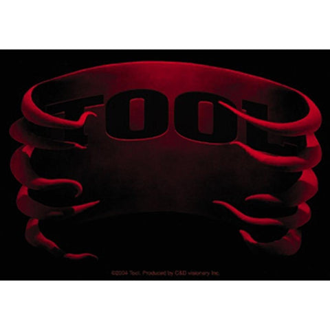 Tool Ribs Sticker