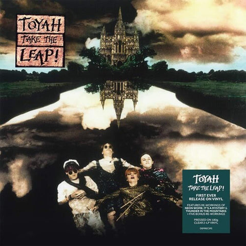 Toyah - Take The Leap Plus - Vinyl LP